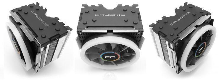 Cryorig H7 Ultra RGB 1 740x272 0
