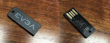 EVGA dice adiós a la incorporación de los drivers en DVD, usará memorias USB