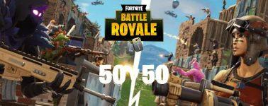 Epic Games vuelve a activar el modo 50 vs 50 jugadores en Fortnite
