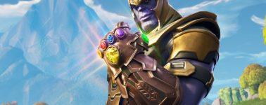 Thanos ya ha sido 'nerfeado' en Fortnite, pero podrían llegar más cambios