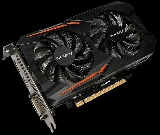Gigabyte lanza su Geforce GTX 1050 3GB personalizada con