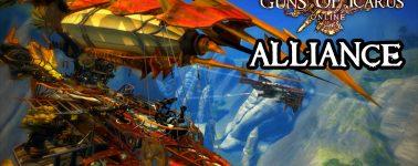 Descarga gratis el Guns of Icarus Alliance desde Steam