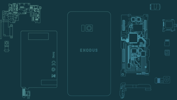 HTC Exodus 0