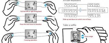 Huawei ya tiene su patente para crear un smartwatch gaming
