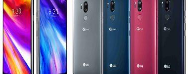LG G7 ThinQ: 6.1″ con HDR10, Snapdragon 845 y una ajustada batería de 3000 mAh