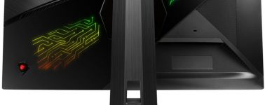 El precio de los monitores gaming comienza a bajar gracias a la competencia china