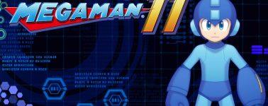 Mega Man 11 se deja ver en un nuevo gameplay luchando contra 'Torch Man'