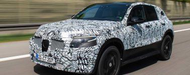 Mercedes EQC: El primer SUV completamente eléctrico de Mercedes-Benz