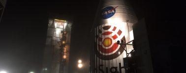 La nave InSight aterrizará ahora, en directo, en Marte
