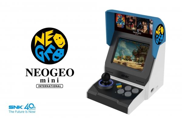 Neo Geo Mini 0