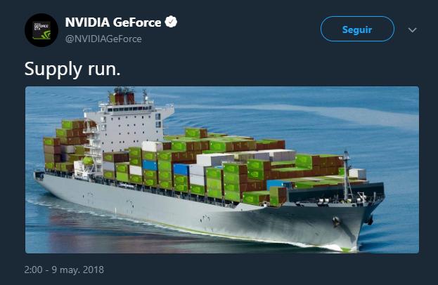 Nvidia stock 1