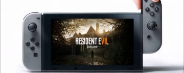 Así luce el Resident Evil 7 Biohazard para Nintendo Switch