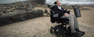Publican la última teoría de Stephen Hawking que establece que el Universo no es infinito