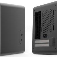 Streacom DA2: Chasis Mini-ITX para equipos de alto rendimiento
