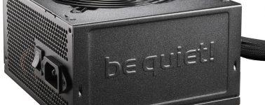 be Quiet! System Power U9: Fuentes 80 Plus Bronze para la gama de entrada