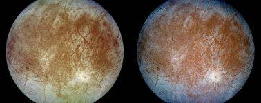 Confirman la existencia de géiseres en Europa, una luna de Júpiter