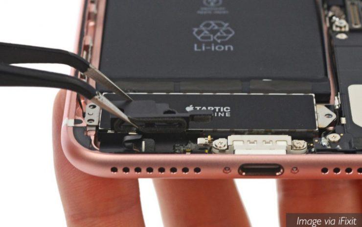 iPhone 7 altavoz y microfono 740x463 0