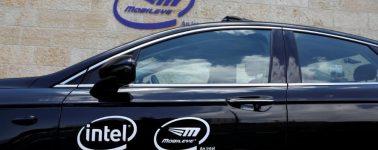 Intel Mobileye montará su sistema de conducción autónoma en 8 millones de coches para 2021