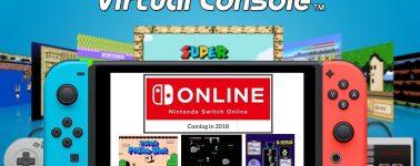 Nintendo afirma que no tiene pensado llevar la Consola Virtual a la Nintendo Switch