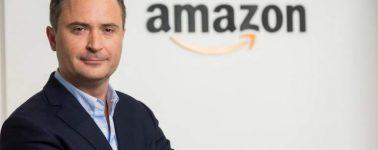 Dimite François Nuyts, el director general de Amazon España e Italia
