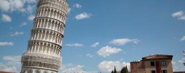 Resuelven el misterio de por qué la Torre de Pisa no se cae a pesar de los terremotos