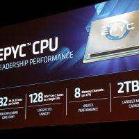 Intel ya es consciente de que reducirá su cuota de mercado de servidores debido a los AMD EPYC