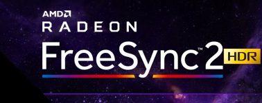 AMD FreeSync 2 pasa a llamarse 'FreeSync 2 HDR', certificado sólo compatible por encima de HDR600