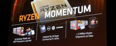 Los AMD Ryzen 2000 comienzan a bajar de precio, limpiando el stock ante la llegada de los Ryzen 3000