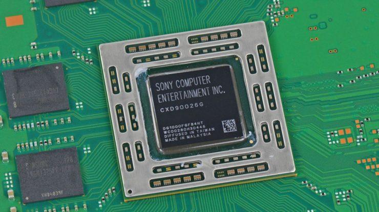APU AMD en PlayStation 4 740x414 0