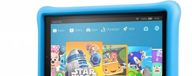 Amazon lanza su Fire HD 10 Kids Edition junto a un dock para Alexa