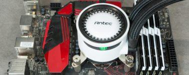 Antec lanza sus sistemas de refrigeración por agua Mercury RGB (120/240/360mm)