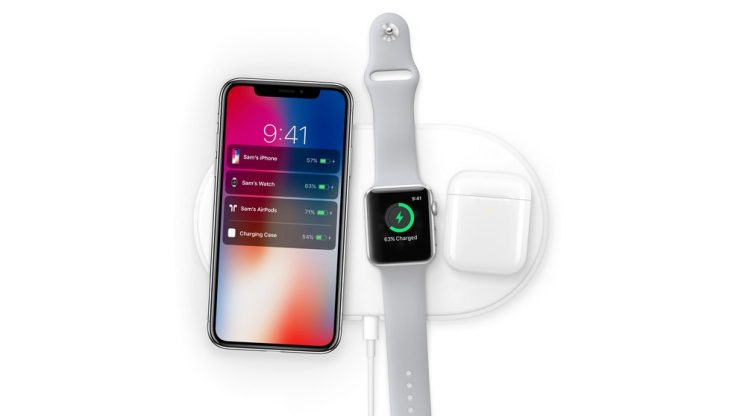 Apple AirPower carga inalambrica 740x416 0