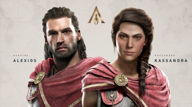 Assassins Creed Odyssey alexios kassandra 740x416 0
