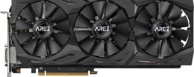 Asus cobra 160 dólares adicionales por las pegatinas AREZ de su Strix Radeon RX Vega 64