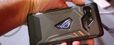 Asus se centrará en el negocio de los smartphones gaming