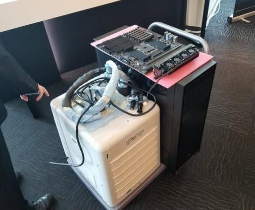 CPU Intel 28 nucleos Hailea HB 1000B 1