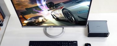 El Mini-PC gaming Chuwi HiGame sale en pre-venta a un precio de partida de 773 euros
