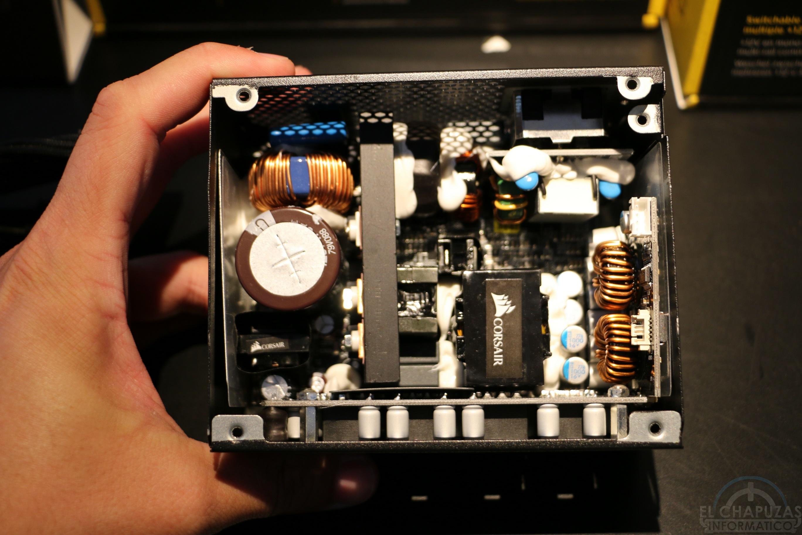 Computex Corsair Sf600 Y Sf450 Ahora 80 Plus Platinum