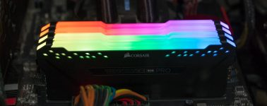 Review: Corsair Vengeance RGB Pro DDR4