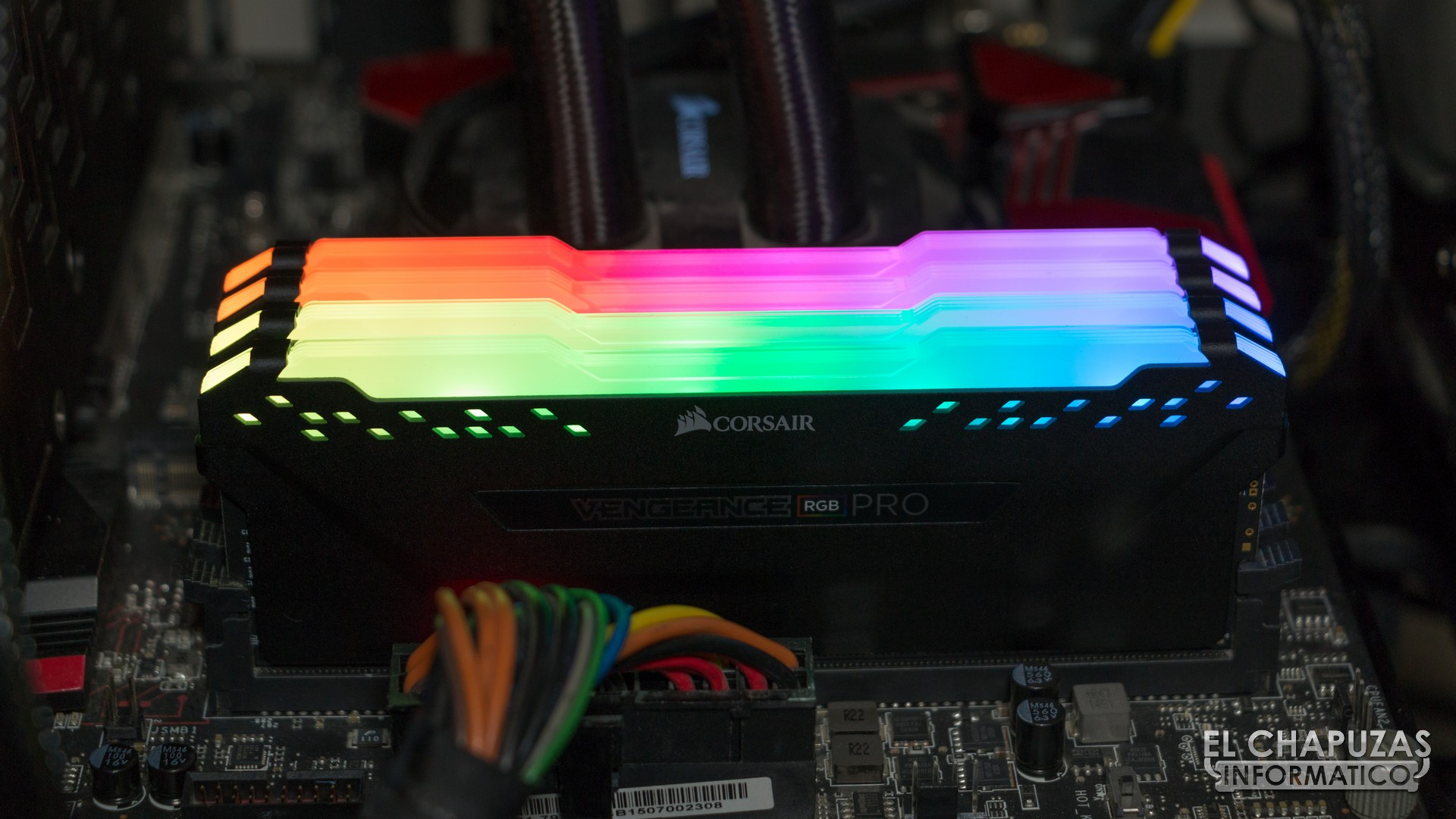 Review Corsair Vengeance Rgb Pro Ddr4