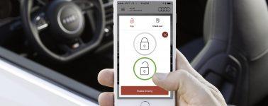 Los fabricantes de coches y smartphone quieren que el NFC sea la llave para abrir tu coche