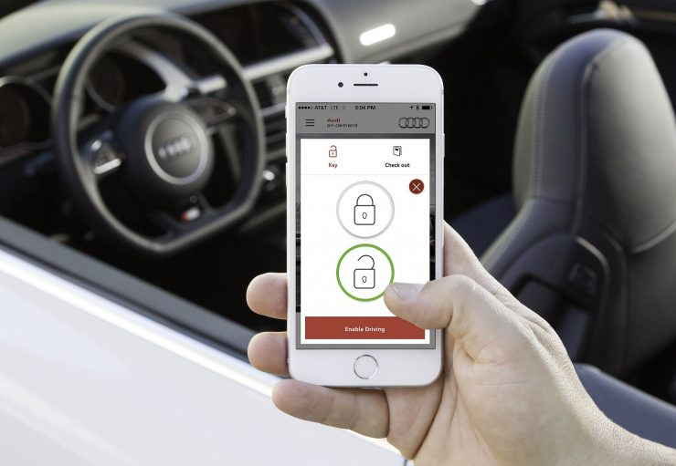 Digital Key NFC vehiculos 740x511 0