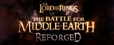 El Señor de los Anillos: La Batalla por la Tierra Media remasterizado con el Unreal Engine 4, luce espectacular
