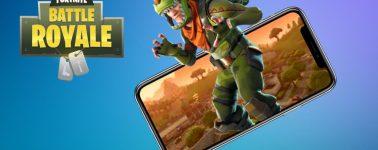 Fortnite Mobile genera 100 millones de dólares en sus primeros 90 días