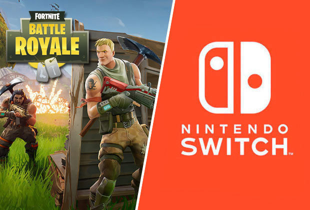 Fortnite Nintendo switch 2 0