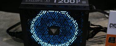 #Computex – Gamdias Cyclops X1 y Astrape P1, nuevas fuentes con más RGB