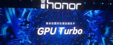 Huawei incorporará la tecnología 'GPU Turbo' a casi todos sus smartphones