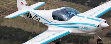 El Magnus eFusion, un avión eléctrico, se estrella en un vuelo de prueba matando a los dos pilotos