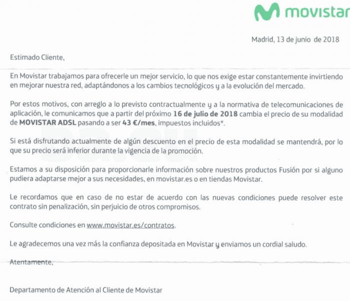 Movistar 3 euros adsl y fibra julio 2018 699x600 0