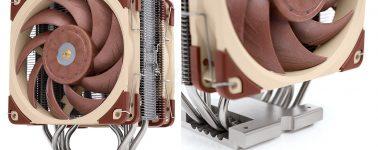 Los disipadores Noctua ahora incluyen el kit de montaje para el socket AM4, no conlleva sobrecoste
